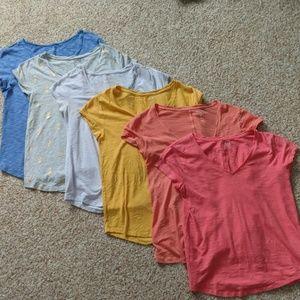 T-shirt lot